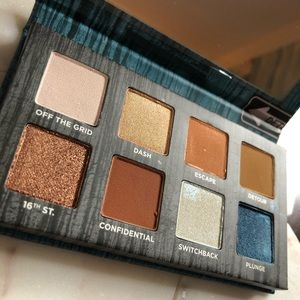 Urban Decay On The Run Detour Eyeshadow Palette